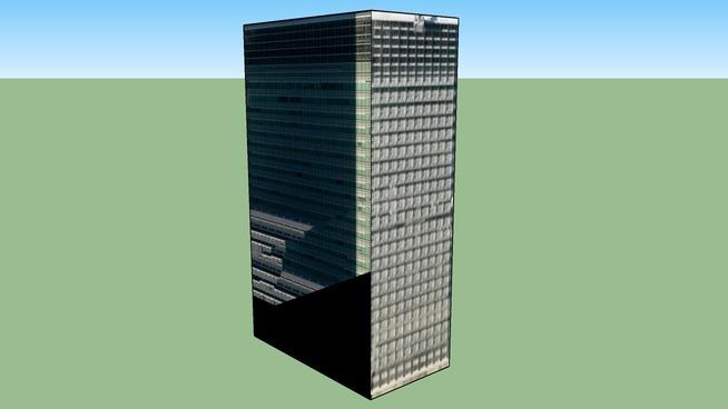 此建築物位於 〒100-6533