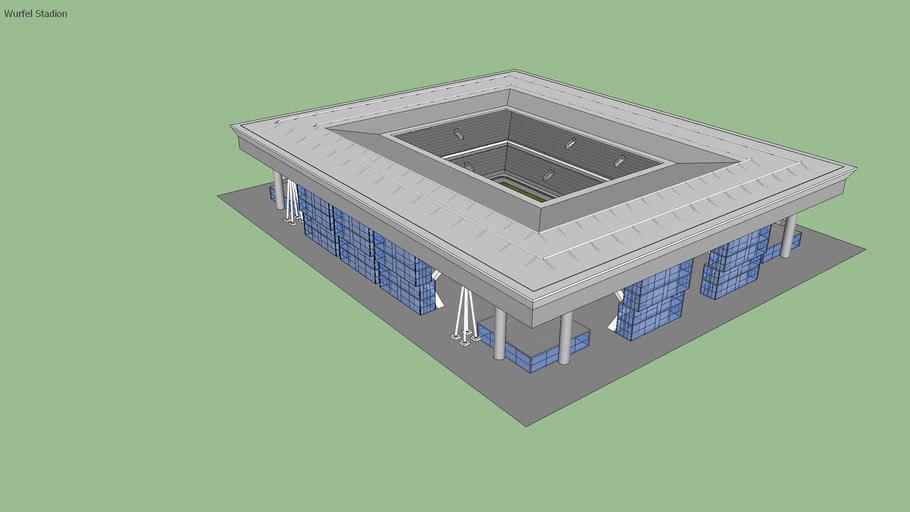 Wurfel Stadion