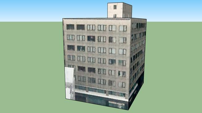 Building in 〒060-8587