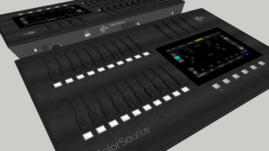 ETC ColorSource 20 - DMX Lighting console