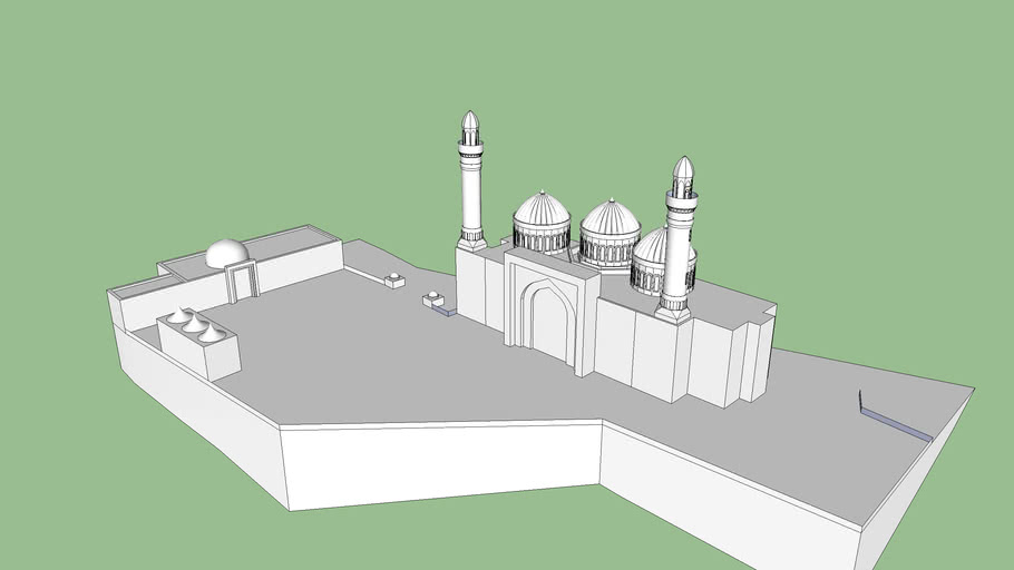 Bibiheybət məscidi (Bibi-Heybat Mosque)