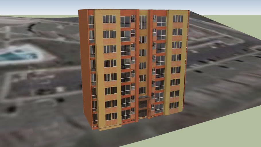 residencial Campo de Verano - torre 4