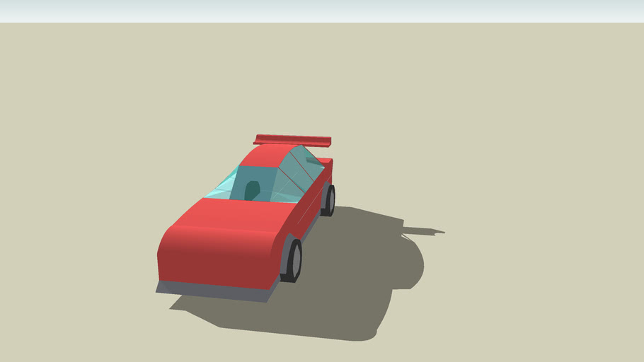 another ugly car