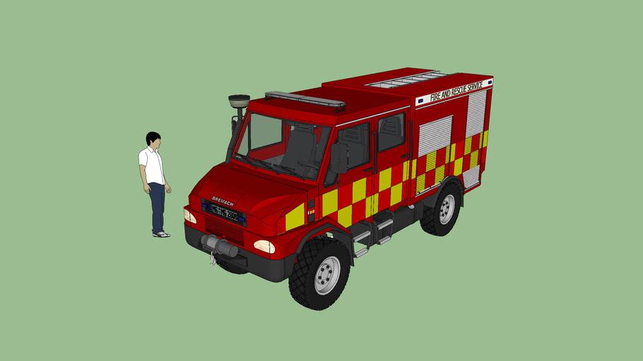 Bremach Light Fire Appliance