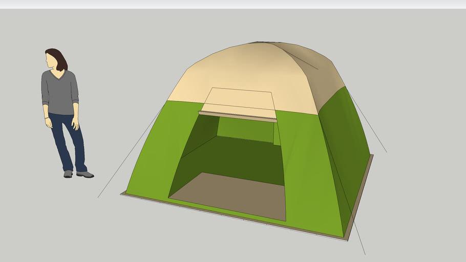Tent 2600*2600