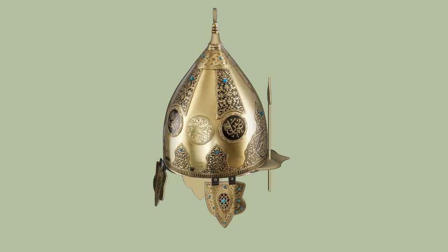 OSMANLI MİĞFERİ-Ottoman helmet