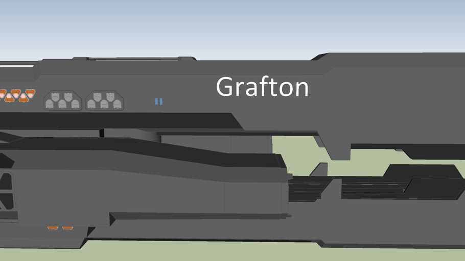 UNSC frigate grafton