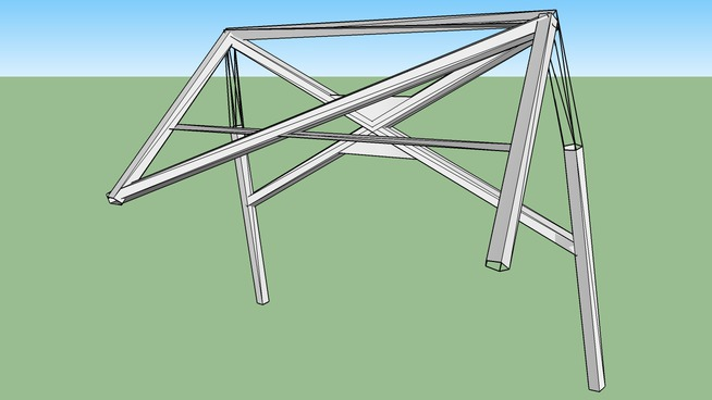 porsche 959 roll cage | 3D Warehouse
