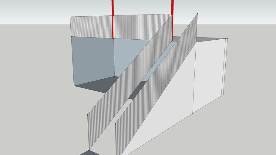 Stair Railing | 3D Warehouse