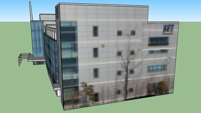 The Incheon Free Economic Zone Songdo Area - Building45