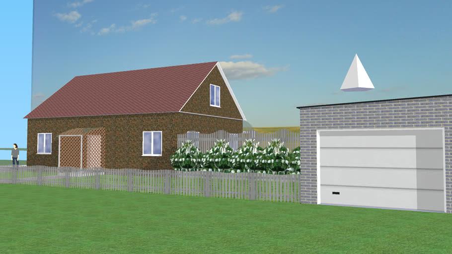 Сельский дом (village house)