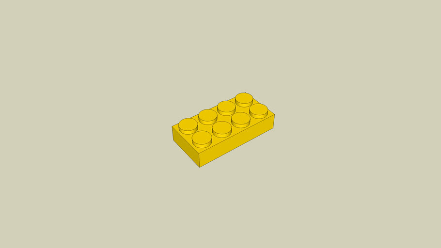 1/4 rectangle/8 lego
