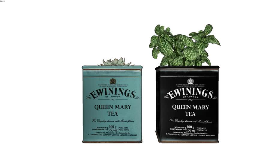 tea flower pot