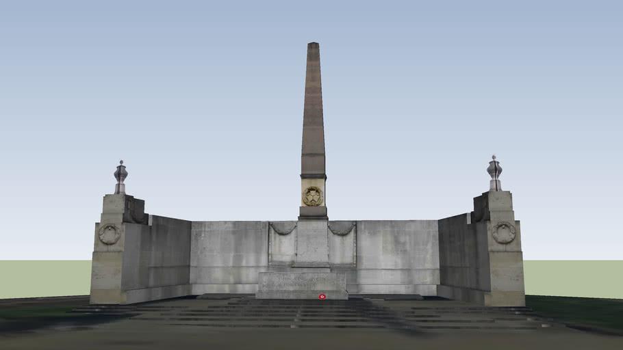 The Lutyens Memorial