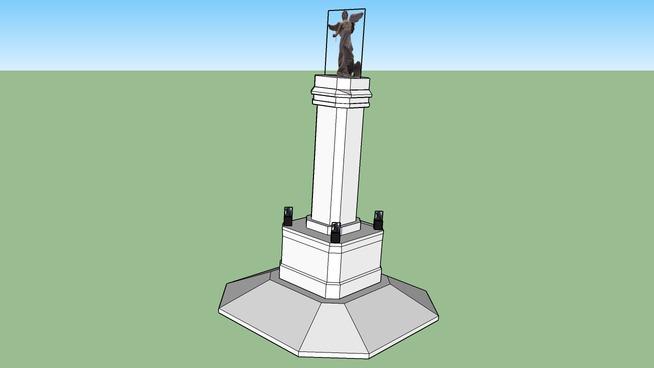 Monumento Jardín Independencia