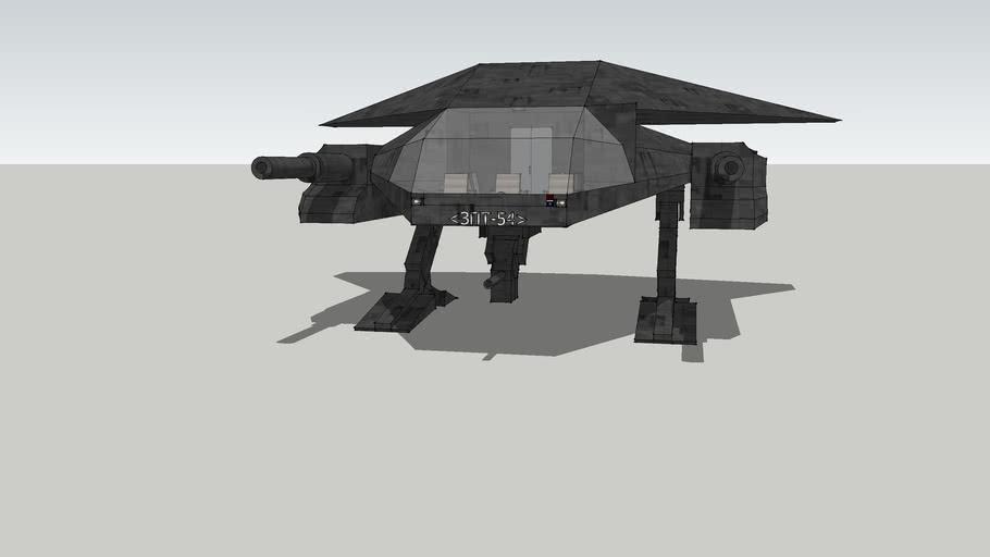 Spaceship <ЗПТ-54>