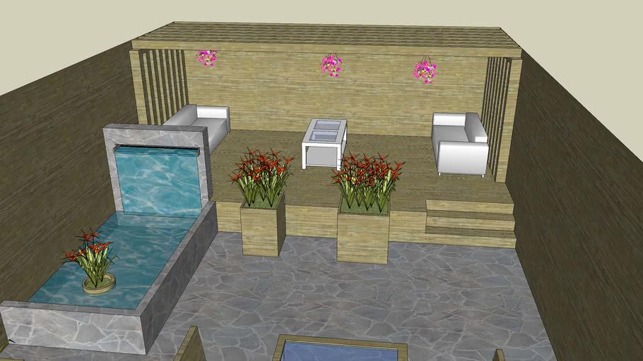 jordi kade huis met water