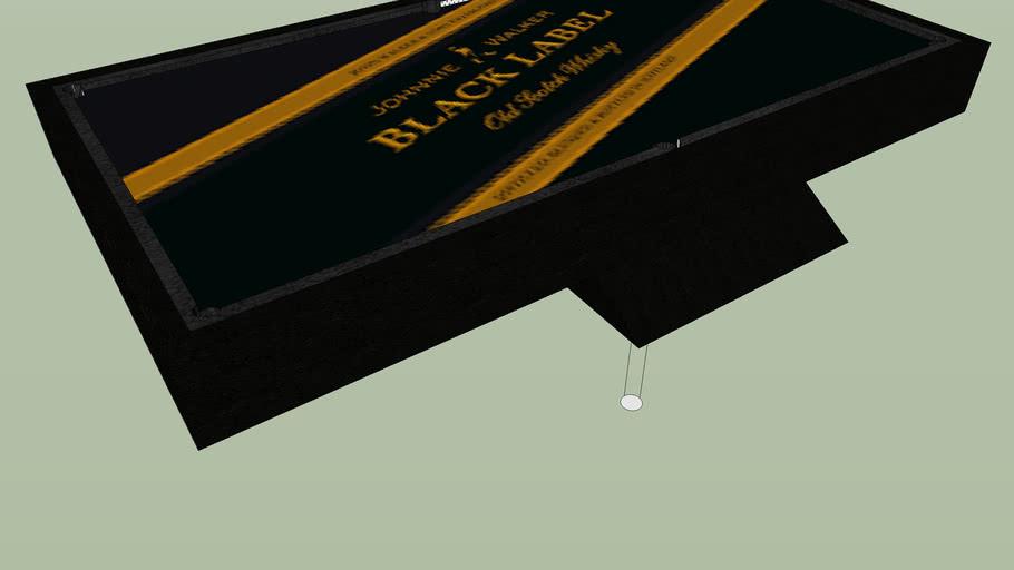 Mesa de Bilhar black Label