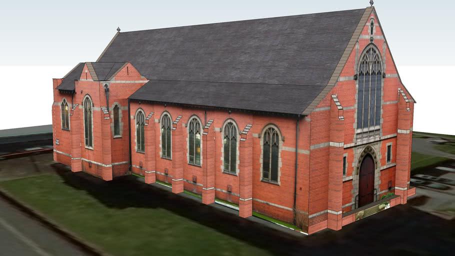 St Teresa's Church, Wilmslow.