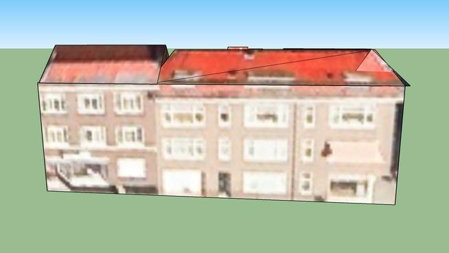 Ēka adresē Roterdama, Nīderlande