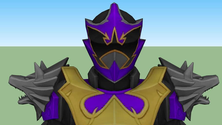 Koragg the wolf knight