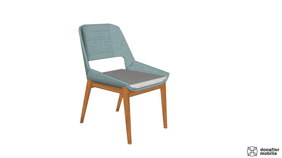 Cadeira Guara sem braços A85 L52 P64