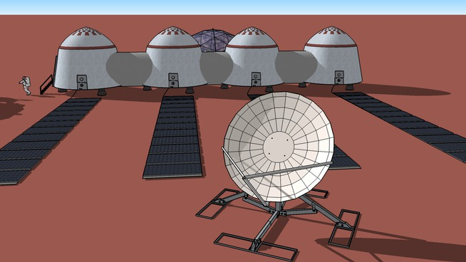 Mars Colonization Project