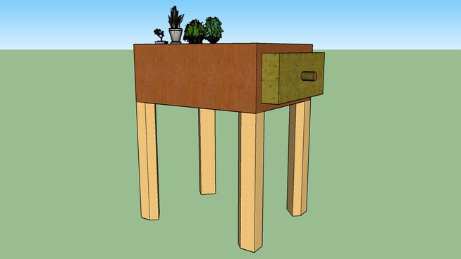 Mueble-Cajón