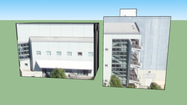 Space Sciences Lab - Addition