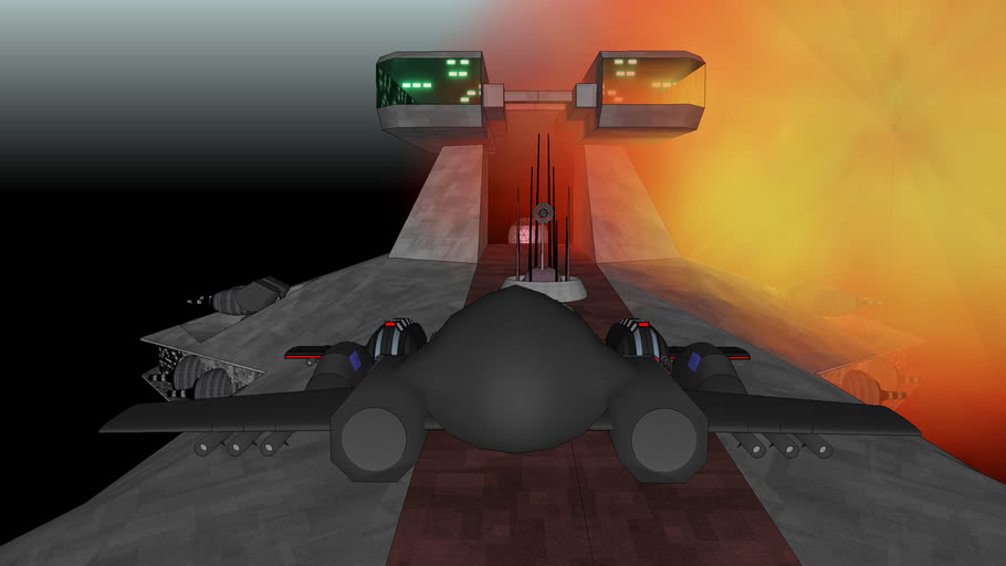 Earth strikes back (operation thunderbird)