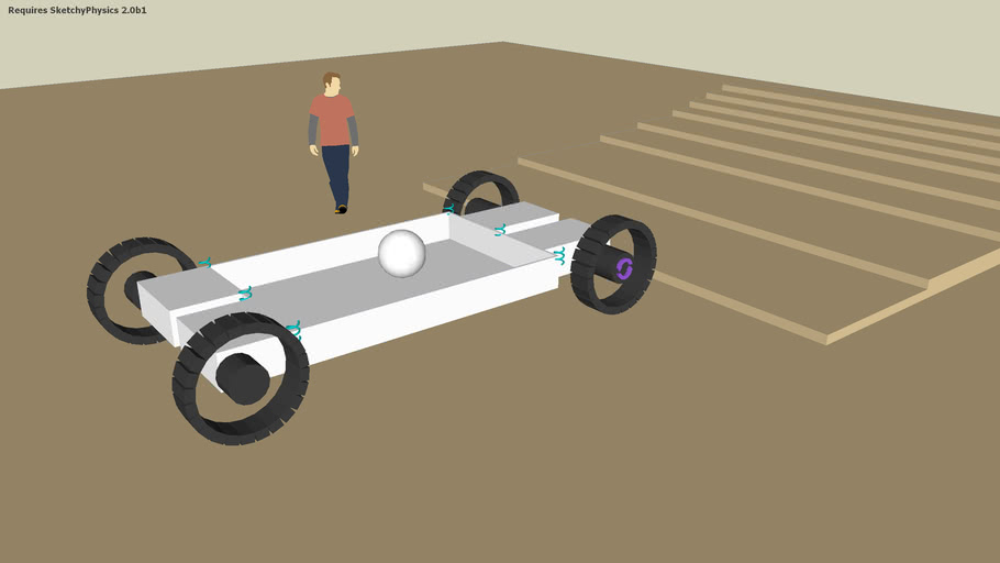 sketchyphysics flexing tire