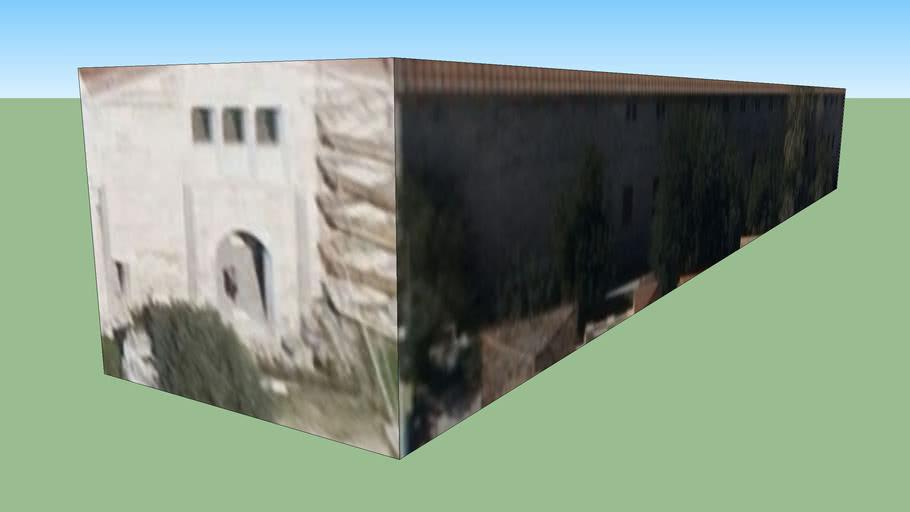 Atina, Yunanistan adresindeki yapı