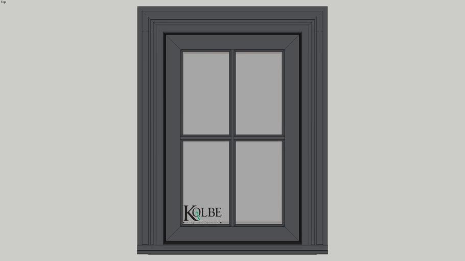"""Kolbe Ultra EP Csmt KUN126(F.S. 1'-8"""" x 2'-6"""" R.O. 1'-8 1/2"""" x 2'-6 1/2)"""