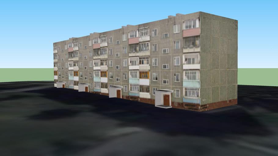 г.Заречный, Алещенкова 3
