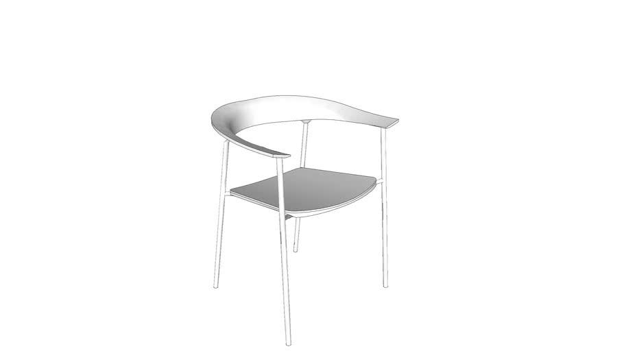 HighTower ASAP Guest Chair - Stacking