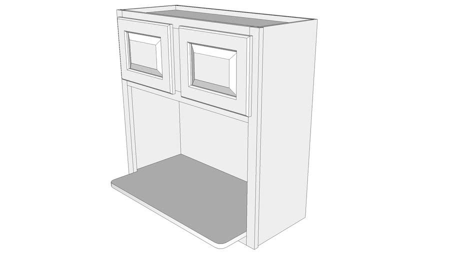 Briarwood Wall Cabinet Pmw3030