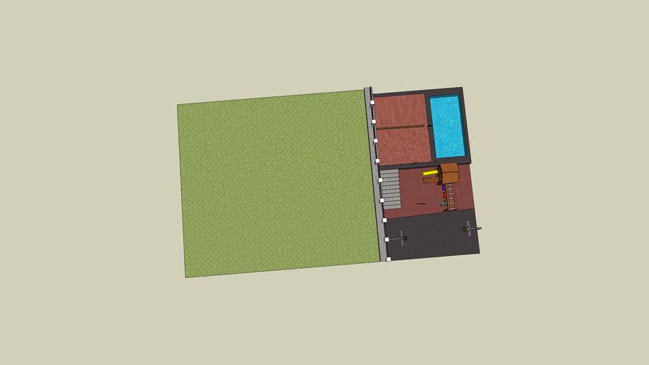 Playground/Tenniscourt