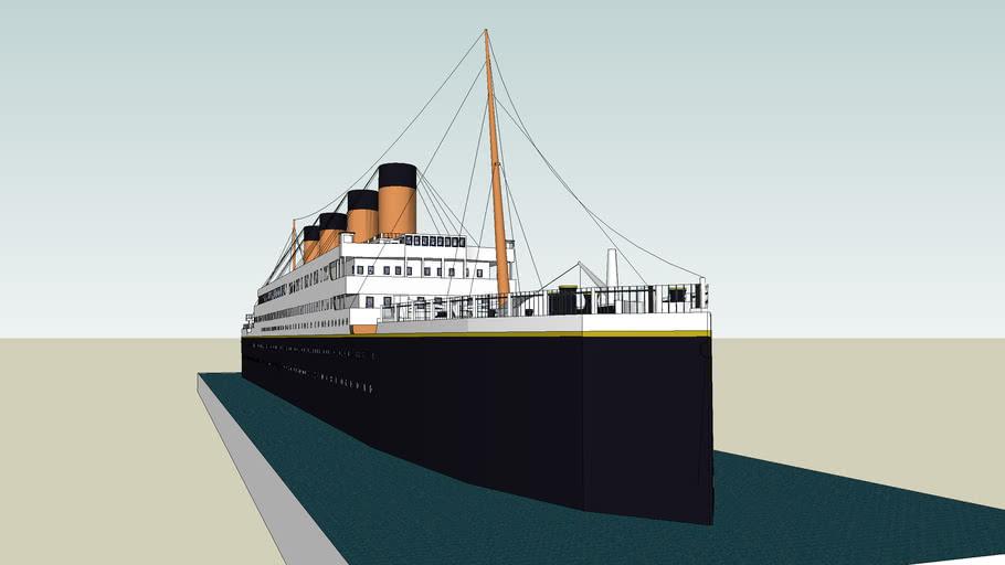 Titanic : The non-sinkable ship. Part II