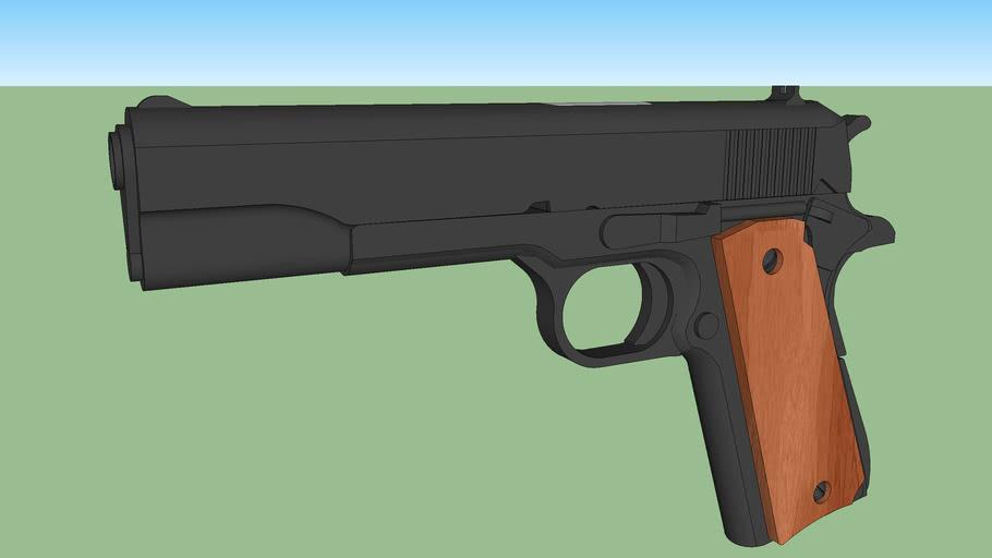 Colt M1911A1 (1924-present)