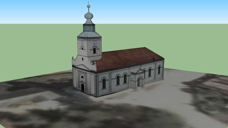Biserica Lutherana din Crizbav