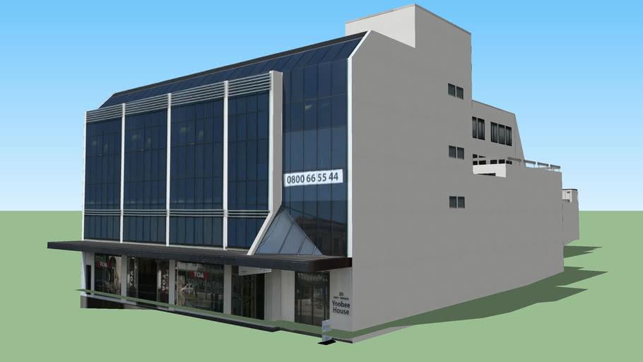 Yoobee School of Design - Wellington