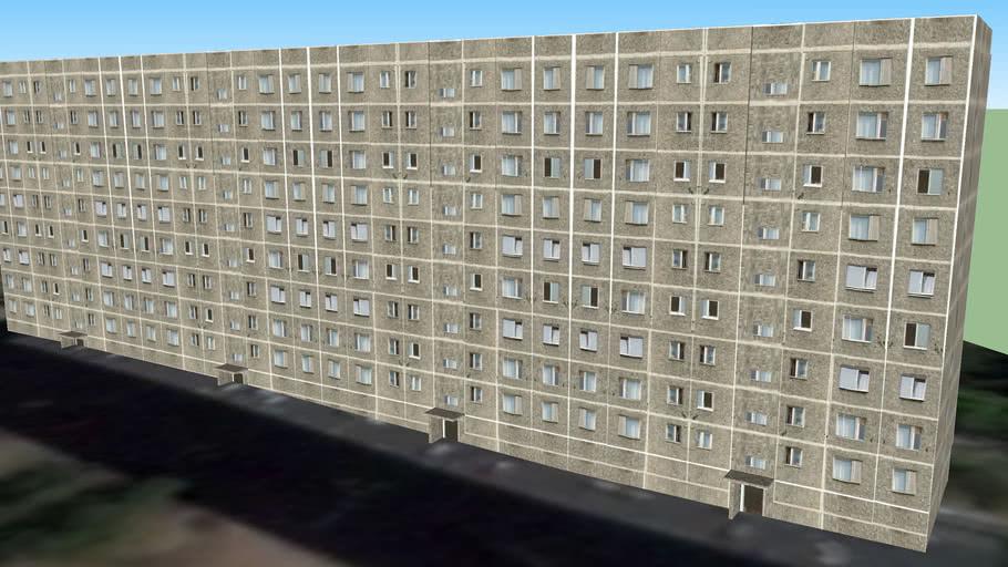 улица Уральская, 50