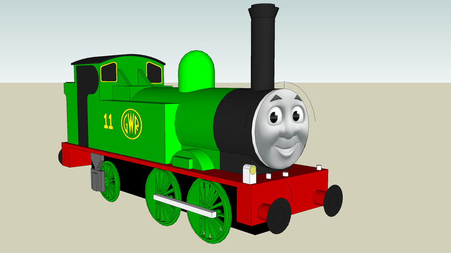 CGI Oliver