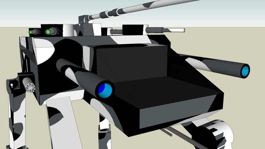 SNAV T12906 Heavy Assault Quadwalker