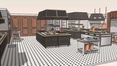 F&B - kitchen equipment