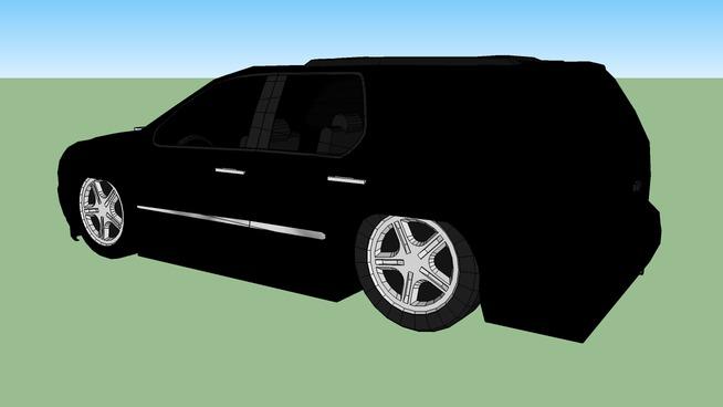 Chevy Tahoe 3