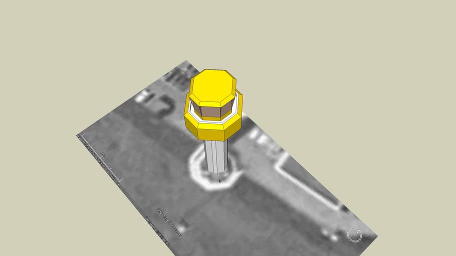 EDDH Tower