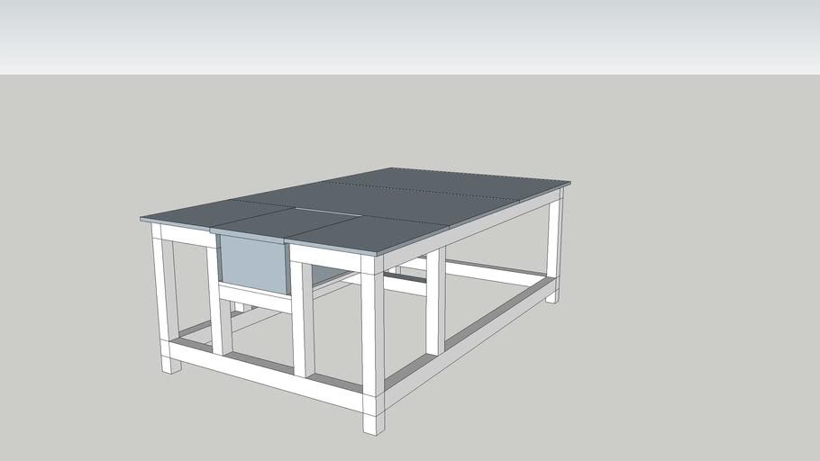 Werktisch-Entwurf 1