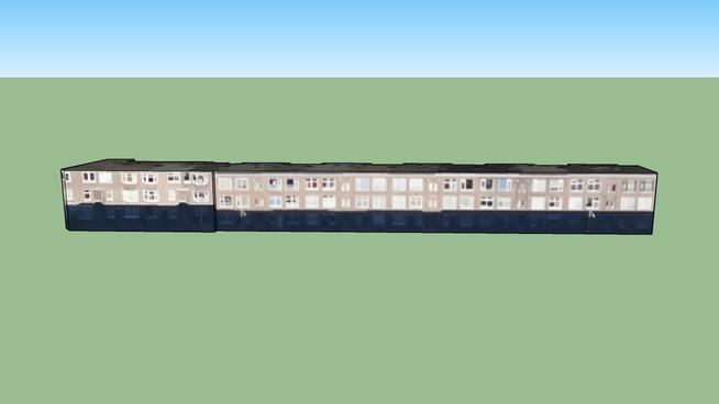 Bâtiment situé 2565 WN La Haye, Pays-Bas