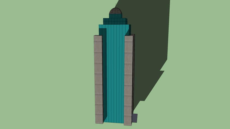 Edifico de 159 metros